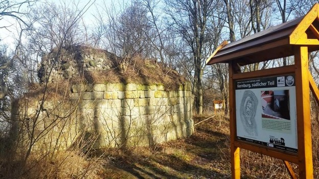 Burgruine Anhalt