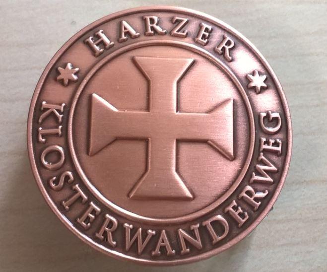 Harzer Klosterwanderweg Nadel