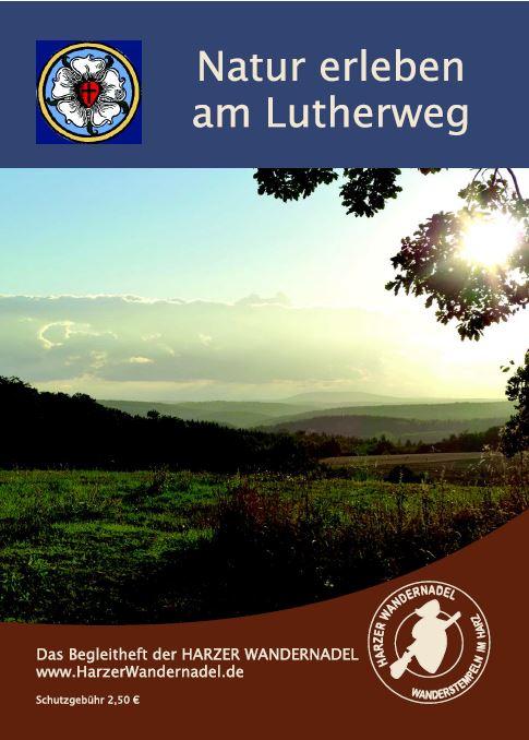 HWN Cover Begleitheft Lutherweg