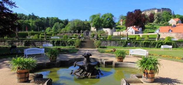 Barocke Gärten