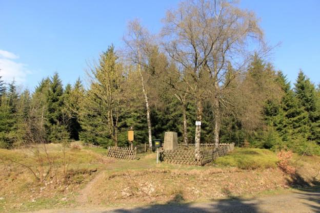 Schmidt Denkmal