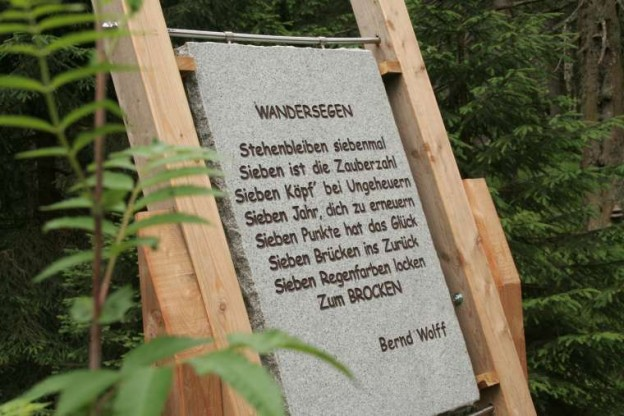 Urwaldstieg Bernd Wolff