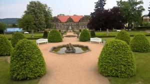 HWN Kleines Schloss mit Barockgarten